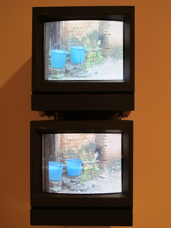 "Fiona TAN ""Rain"" 2001"